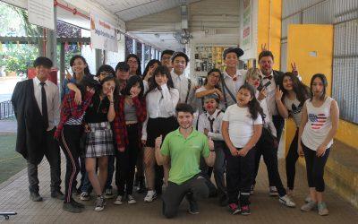 Programa ASEF en el Colegio Jorge Alessandri Rodriguez