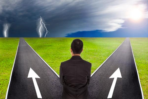 La vida vista a través de buenas y malas decisiones y acciones