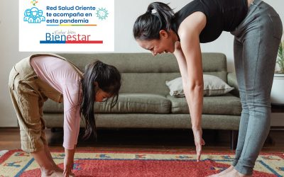 Actividad física en cuarentena para niños y adolescentes